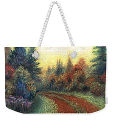 Around The Bend 01 Weekender Tote Bag