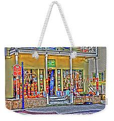 Around The World Marketplace Saint Augustine Weekender Tote Bag