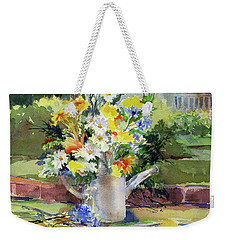Cut Flowers Weekender Tote Bag
