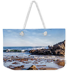 Arroyo Sequit Creek Surf Riders Weekender Tote Bag