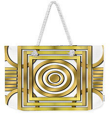 Art Deco 20 Weekender Tote Bag