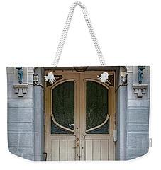 Art Deco Door Weekender Tote Bag