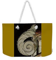Art Deco Railing Weekender Tote Bag