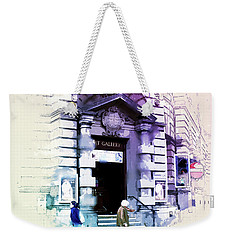 Art Gallery Weekender Tote Bag