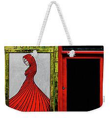 Art Gallery Shop Front Weekender Tote Bag