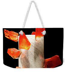 Art In Glass Weekender Tote Bag