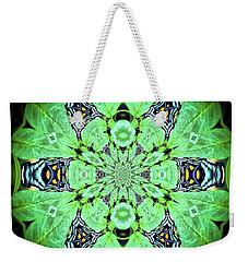Art In Nature Weekender Tote Bag