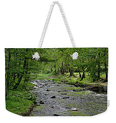 Art In The Forest Weekender Tote Bag
