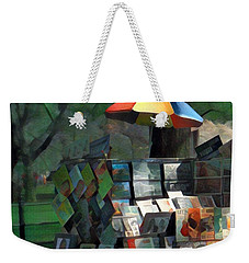 Art In The Park - Central Park New York Weekender Tote Bag