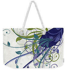 Art Nouveau Peacock I Weekender Tote Bag