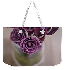 Art Of Simplicity Weekender Tote Bag
