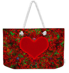 Art Of The Heart 2 Weekender Tote Bag