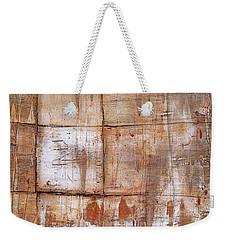 Art Print Abstract 35 Weekender Tote Bag