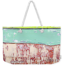Art Print Abstract 19 Weekender Tote Bag