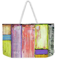 Art Print Abstract 47 Weekender Tote Bag