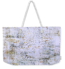 Art Print Abstract 96 Weekender Tote Bag