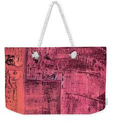 Art Print Redwall Weekender Tote Bag