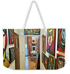 Art Studio Lobby Weekender Tote Bag