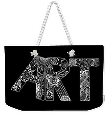 Art Within Art Weekender Tote Bag by Samantha Thome