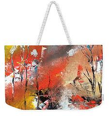 Art Work Weekender Tote Bag by Sheila Mcdonald