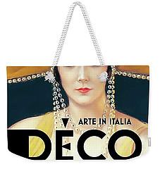 Arte In Italia Weekender Tote Bag