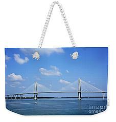 Arthur Ravenel Jr. Bridge - Charleston Weekender Tote Bag
