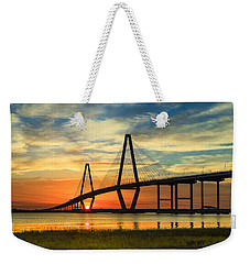 Arthur Ravenel Jr. Bridge - Charleston Sc Weekender Tote Bag