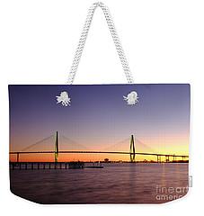 Arthur Ravenel Jr. Bridge Weekender Tote Bag