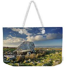 Arthurs Stone 2 Weekender Tote Bag