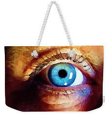 Artist Eye View Weekender Tote Bag