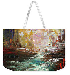 Artist Whitewater Weekender Tote Bag