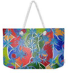 Artistic Acomplishments Weekender Tote Bag