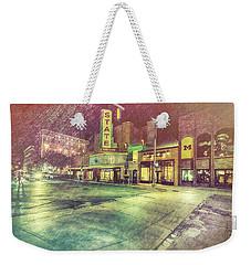 Artistic Ann Arbor Weekender Tote Bag