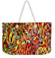 Artistic Flair Weekender Tote Bag