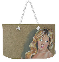 Artistic Nude Pin Up Weekender Tote Bag