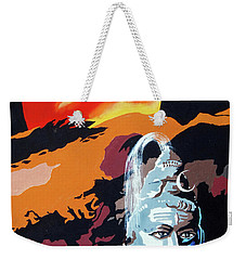 Artistic Vision Of The Almighty Weekender Tote Bag