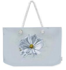 Artistic White #g1 Weekender Tote Bag