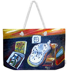 Artists Dream Weekender Tote Bag by Clyde J Kell