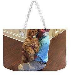 Artists Love Weekender Tote Bag
