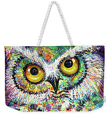 Artprize Hoo's The Artist Audience Participation Weekender Tote Bag