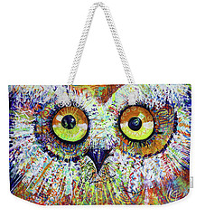 Artprize You That's Hoo Audience Participation Weekender Tote Bag