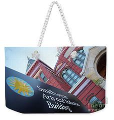 Arts And Industry Museum  Weekender Tote Bag by John S