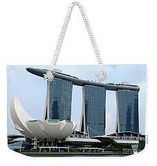 Artscience 5 Weekender Tote Bag