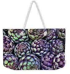 Artsy Artichokes Weekender Tote Bag