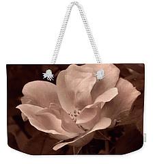 Artsy Flower Weekender Tote Bag