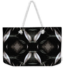 Weekender Tote Bag featuring the photograph Artwork by Jack Dillhunt