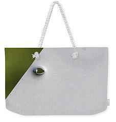 Bullet Hole Eye Weekender Tote Bag by Bill Kesler
