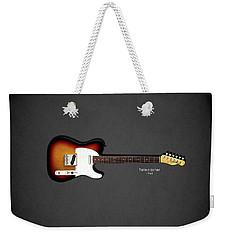 Fender Telecaster 64 Weekender Tote Bag