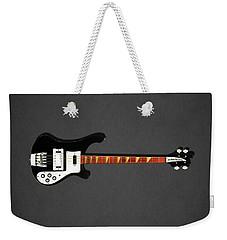 Rickenbacker 4001 1979 Weekender Tote Bag