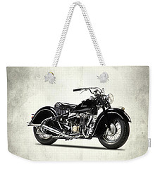 The 1947 Chief Weekender Tote Bag by Mark Rogan